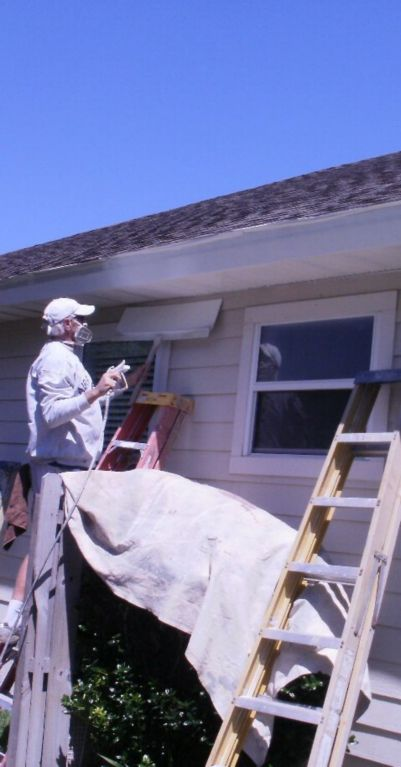 Exterior Painting, Jacksonville beach, FL.